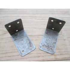 2 x Butchers Corner Bracket