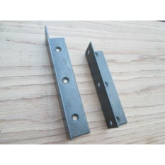 2 X Corner Angle Bracket Repair Plate Brace