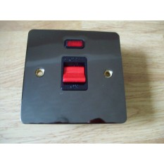 45 amp neon double pole cooker switch