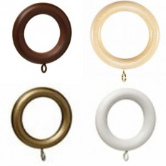 4 Piece Pack Curtain Rings