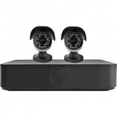 Yale Smart HD720 CCTV Kit 2 Camera