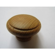 Light Oak Knob Cabinet Knob 40mm