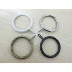 8 Pieces Metal Drapery Rings