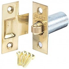 Adjustable Roller Brass Catch Latch