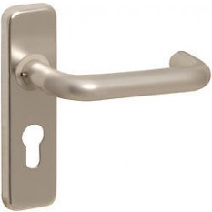 Aluminium Contract Euro Lock Handles