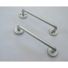Aluminium SAA Door Pull D Handles Round Bar - CONCEALED FIX