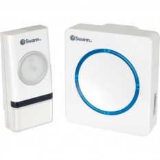 Compact Wireless Backlit Door Chime