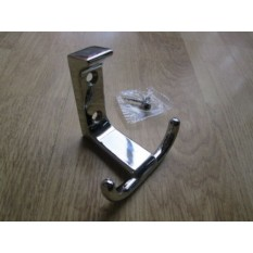 Bathroom Towel Hook Polished Chrome