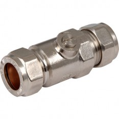Full Bore Isolating Valve CP 22mm