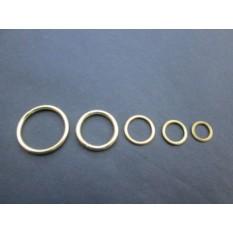 Brass Curtain Rings