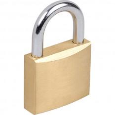 Defender Brass Padlock