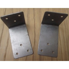 Pack Of 2 Butchers Corner 75mm x 50mm