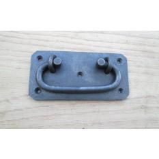 ®Heavy Cast iron blanket storage box handle chest handlE