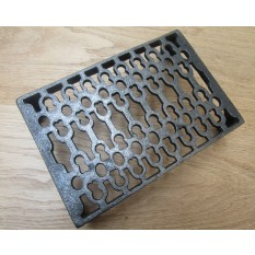 "9"" x 6"" Air Brick Antique Iron"