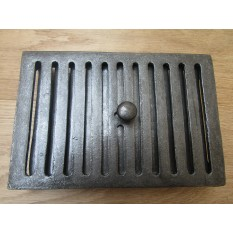 "9"" x 6"" Sliding Vent Antique Iron"