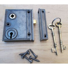 Cast Iron Vertical Rim Lock