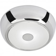 Ostria  LED Chrome Flush