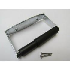 Basic Toilet Roll Holder Chrome