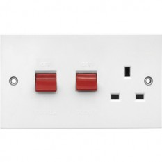 Cooker Switch Socket Neon