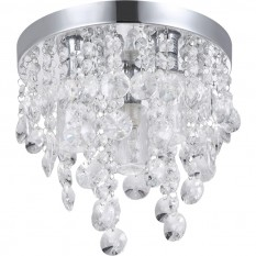 Maria LED  Light Crystal Dropper Ceiling Light
