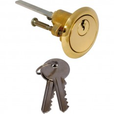 Nightlatch Cylinder Brass