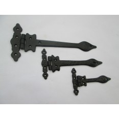 Decorative hinges