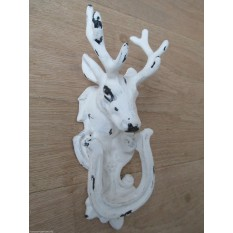 Deer Head Door Knocker