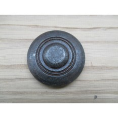 vintage Antique style Cast iron replacement door knocker striking plate stud- AI