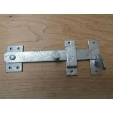 Drop Bar Steel Catch Galvanised