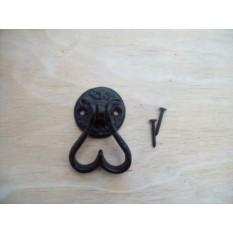 Drip ring handle
