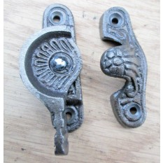 Cast Iron Window Fitch Fastener EAR Style