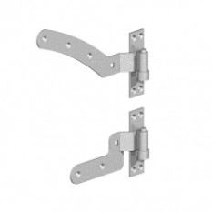Gatemate Curve Rail Hinges Kit (Right Handed)