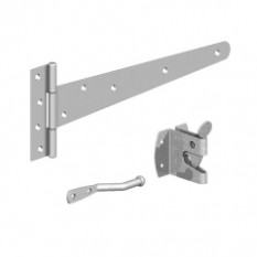 Gatemate Zinc Plated Field Gate Pedestrian Kit