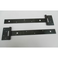 "Pair of 18"" Cellar door flap hinges"
