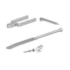 Gatemate Field Gate Fastener set With Drive Catch Galvanised
