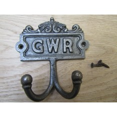 GWR Double Coat Hook