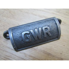 Gwr Cabinet Cup Pull Handle