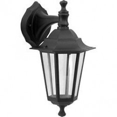 Black Hanging Lantern Light