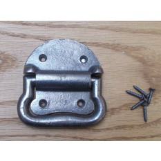Cast Iron Chest Handle Antique Iron