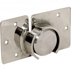 Heavy Duty Van Lock & Hasp