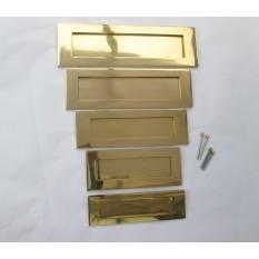 Heavy Sprung Postal Box Plate