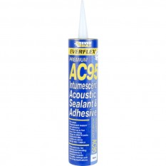 Intumescent Trade Acoustic Sealant & Adhesive