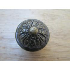 Inca Cabinet Knob Pull Handle antique brass