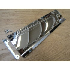 "14"" Inner Flap Tidy Polished Chrome"