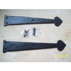 Iron Leaf Dummy Hinge Fronts