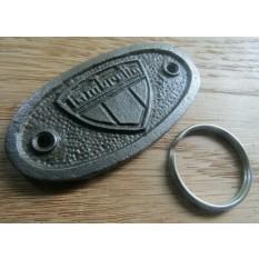 Lambretta Cast Iron Key Ring