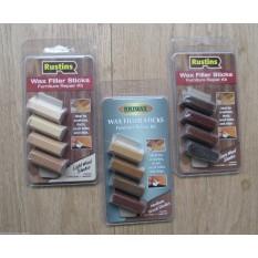 Furniture Laminate Repair Kit Light Wood Shades