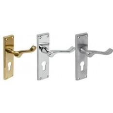 Lever Lock Door Handles