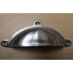 Royal Lugged Cup Handle Satin Chrome