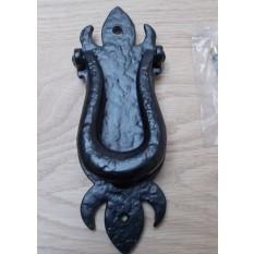 Old English Door Knocker Black